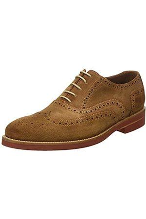Lottusse Men's L6712 Oxfords, (Buckster Coñac 000)