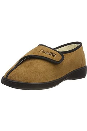Podowell Unisex Adults Amiral Low-Top Slippers, (Camel 7210320)