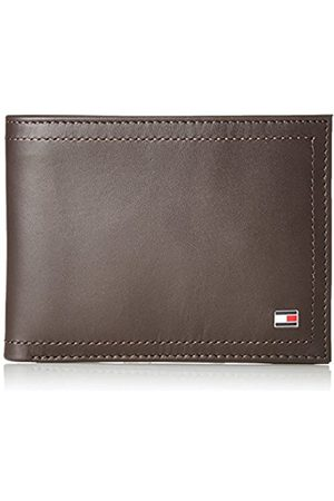 Tommy Hilfiger Mens Harry Cc AND Coin Pocket Purse (Coffee Bean)