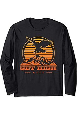 Neff Get High Wild Eagle Long Sleeve T-Shirt