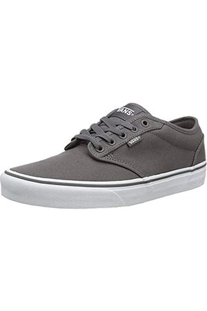 Vans Men's Atwood Canvas Low-Top Sneakers, (pewter)