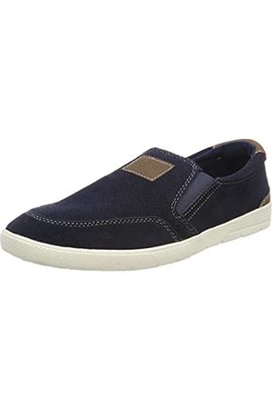 s.Oliver Men's 5-5-14600-22 805 Loafers, (Navy 805)
