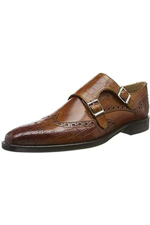 Melvin & Hamilton Men's Martin 2 Loafers, ( Venice Guana Lining + Textile-Rich Tan-Insole Leather-Hrsrbrownw)