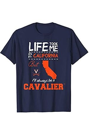 FanPrint Virginia Cavaliers Life Took Me To - Apparel T-Shirt