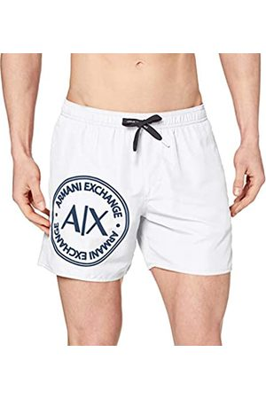 Armani Men's 1st to Be Noticed Swim Trunks