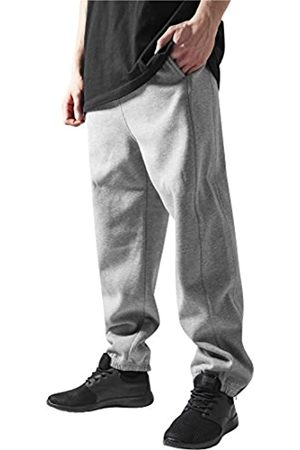 Urban classics Men Sweatpants Wide Leg Sports Trousers