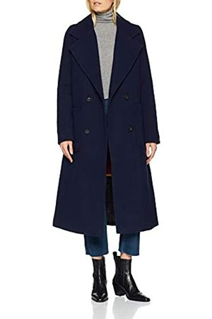 Tommy Hilfiger Women's Long Wool Blend Coat