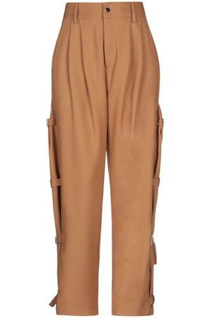 WEILI ZHENG TROUSERS - Casual trousers