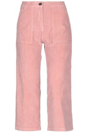 WHITE SAND 88 Women Trousers - TROUSERS - 3/4-length trousers