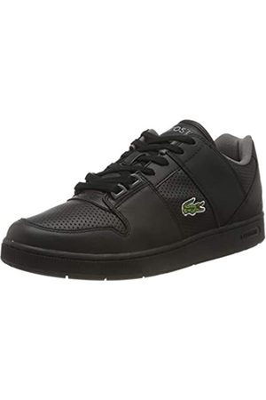 Lacoste Men's Thrill 120 3 Us SMA Trainers, (Blk/Dk Gry 237)