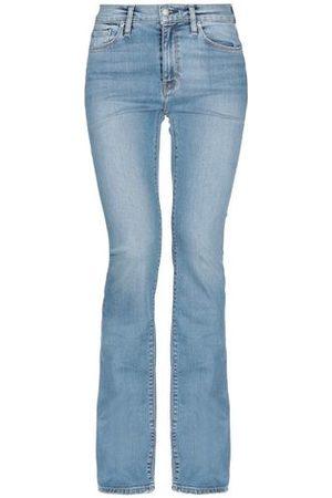 HUDSON Women Trousers - DENIM - Denim trousers