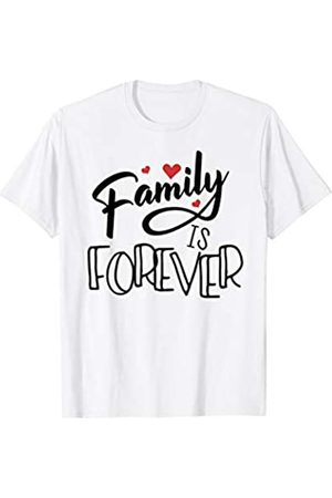 My Shirt Hub Family Love Reunion Gifts | Family Is Forever T-Shirt