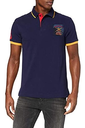 Hackett Men's Army Polo Shirt