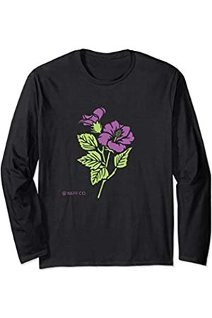 Neff Wildflower Long Sleeve T-Shirt
