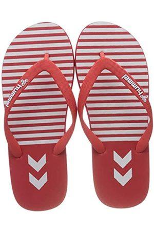 Hummel Unisex Adults' Hml Flip Flop Beach & Pool Shoes, (High Risk 3953)