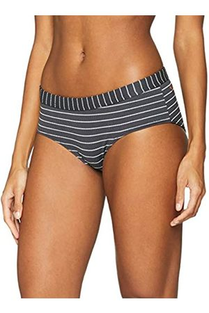 Esprit Women's Rhode Beach Sexy Hip Shorts Bikini Bottoms, (Dark 020)