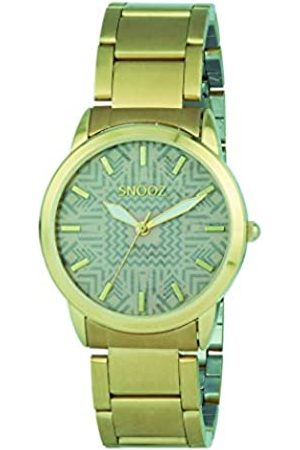 Snooz Women's Analogue Quartz Watch with Stainless Steel Strap Spa1036-82