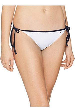Tommy Hilfiger Women's Cheeky String Side Tie Bikini Bottoms