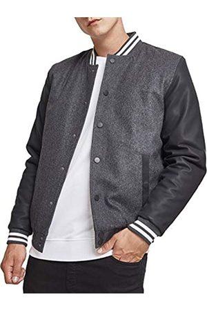 Urban classics Men's Oldschool College Jacket 2.0 Track