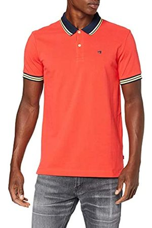 Scotch&Soda Men's Classic Pique Polo with Contrast Tippings Shirt