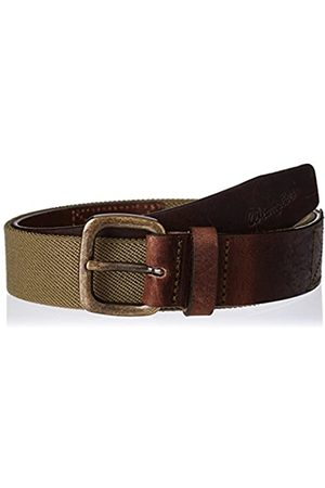 Wrangler Men's CANVAS STRETCH SAFARI Belt