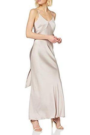 warehouse Women's Satin Cami Maxi Dress Bridesmaid