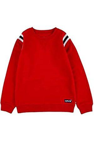 Levi's Boy's LVB Oversized Dorito Crewneck 9EA926 Sweater