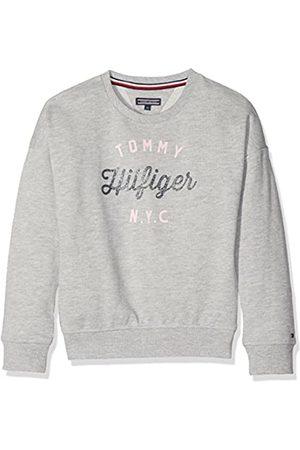 Tommy Hilfiger Girls' AME Hilfiger CN HWK L/S Sweatshirt