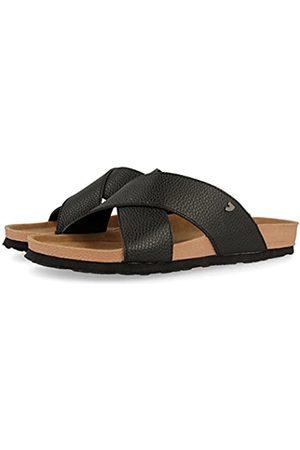Gioseppo Men's 44509 Open Toe Sandals, ( Negro)