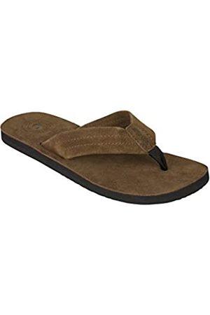 Cool shoe Men's Miral 2 Flip Flops, Marron (Dark 00035)