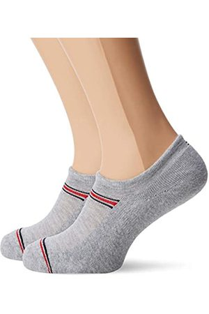 Tommy Hilfiger Men's TH Iconic Sport Footie 2P Ankle Socks
