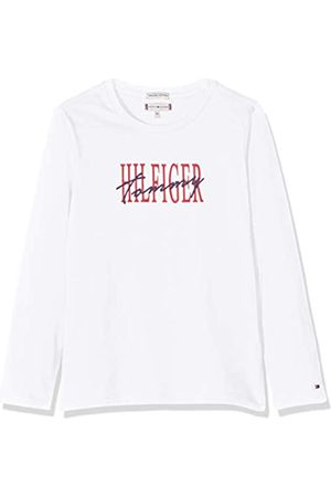 Tommy Hilfiger Girl's Essential Graphic Tee L/s T-Shirt