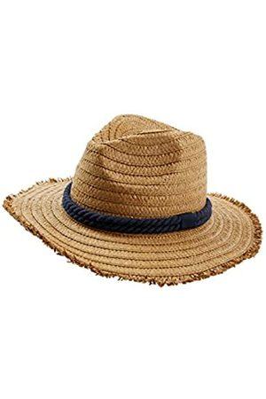 s.Oliver Women's 32705922487 Beanie Hat, Beige ( 8472)