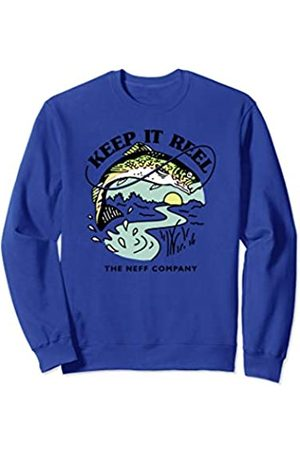Neff Fisherman Keep It Reel Sweatshirt