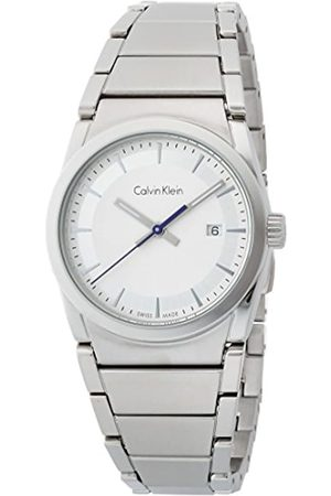Calvin Klein Men's Analogue Quartz Watch with Stainless Steel Strap K6K33146
