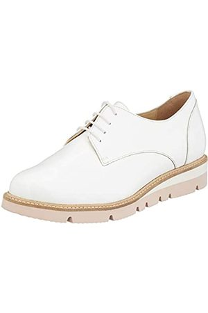Sioux Women's Meredith-716-h Derbys, (Weiss 001)