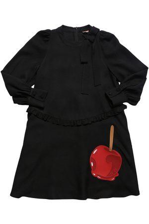 Nº21 Cherry Patch Viscose Dress