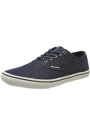 Jack & Jones Men's Jfwheath Denim Navy Blazer Sneaker