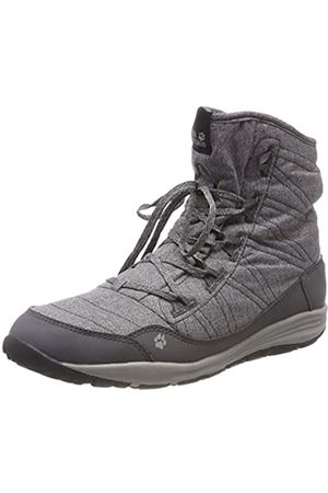 Jack Wolfskin Women's Portland Boot W High Rise Hiking Shoes, (Dark Steel 6032)