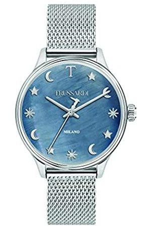 Trussardi Womens Analogue Quartz Watch with Stainless Steel Strap R2453130504