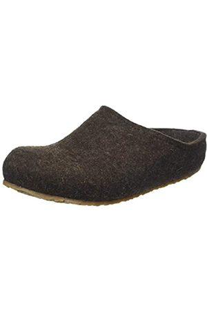 Haflinger Michel, Unisex Adults' Unlined low house shoes , (Schoko 552)
