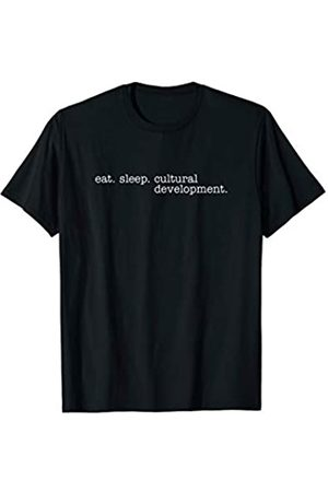 Eat Sleep Swag Eat Sleep Cultural Development T-Shirt