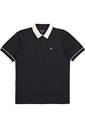 Brixton Men's Carlos S/S Polo Knit Shirt