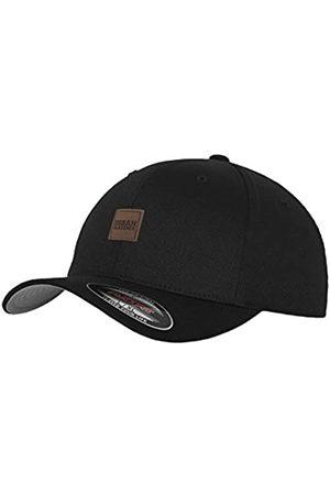 Urban classics Leatherpatch Flexfit Cap Baseball