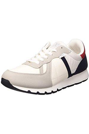 Leatherman Men's 49684 Low-Top Sneakers, (Blanco Blanco)