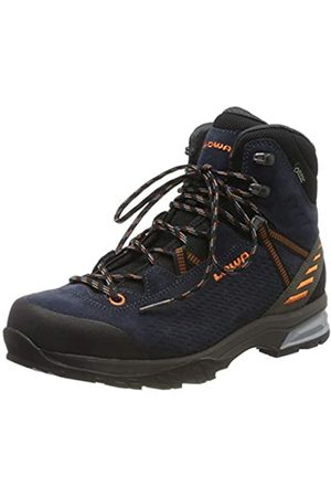 Lowa Men's Arco GTX Mid High Rise Hiking Boots, (Navy/ 6910)