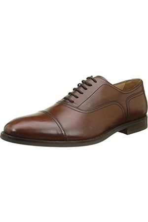 Geox Men U Hampstead C Oxfords, (Cognac C6001)