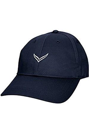 Trigema Girls' Hat Blau (navy 046) One size