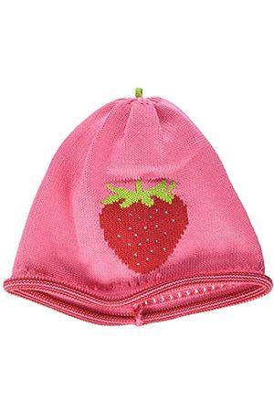 maximo Girl's Strickmütze, Erdbeere, Strasssteine Hat