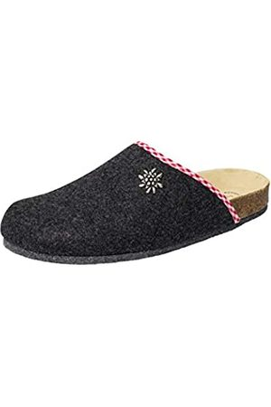 Weeger Unisex Adult 41545 Slippers - Anthracite